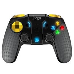 Bluetooth ovladač iPega 9118 Extending Gamepad Black Gold