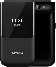 Nokia 2720 Flip 4G/LTE Dual SIM Black