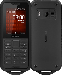 Nokia 800 Tough 4G/LTE Black