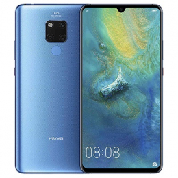 Huawei Mate 20 Dual SIM Blue - speciální nabídka