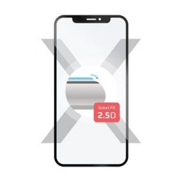FIXED Tvrzené sklo pro Xiaomi Redmi Note 4 Full Cover černé