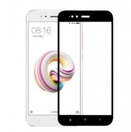 Tvrzené sklo 2.5D pro Xiaomi Mi A1 černé