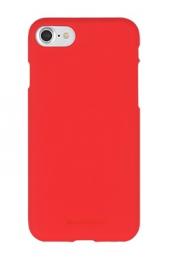 Pouzdro Mercury Soft Feeling pro Apple iPhone Xs MAX červené