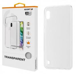 Pouzdro Aligator Transparent pro Samsung A105F Galaxy A10