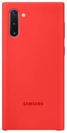 Pouzdro Samsung (EF-PN970TR) Silicone pro Samsung N970 Galaxy Note 10 Red