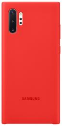 Pouzdro Samsung (EF-PN975TR) Silicone pro Samsung N975 Galaxy Note 10 Plus Red