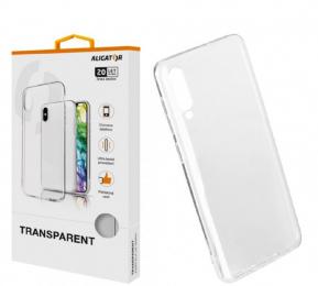 Pouzdro Aligator Transparent pro Samsung A705F Galaxy A70