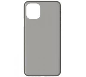 Ochranný kryt 3mk Natural Case pro Apple iPhone 11 poloprůhledný - tmavý