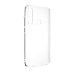 Pouzdro FIXED TPU pro Xiaomi Redmi Note 8T čiré