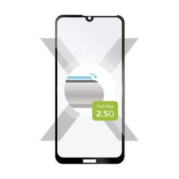 FIXED Tvrzené sklo pro Huawei Y7 2019 Full Cover černé
