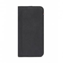 Pouzdro Decoded (D6IPO7WC3BK) Leather Wallet Case pro Apple iPhone 6/6S/7/8 černé