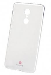 Pouzdro RedPoint Silicon Exclusive pro Xiaomi Redmi 5 čiré