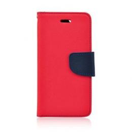 Pouzdro Fancy Diary Book pro Xiaomi Redmi 7A červené