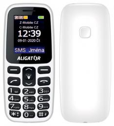 Aligator A220 Senior White