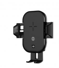 Držák do auta Forever (HOLUNIVWL15WFOBK) Core s bezdrátovým nabíjením černý