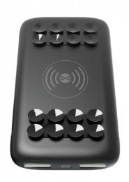 Powerbanka Forever (BAEPOWERWIR10000BK) Core 10.000 mAh s rychlým a bezdrátovým nabíjením černá