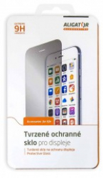 Aligator ochranné sklo 9H pro Apple iPhone 6/6S