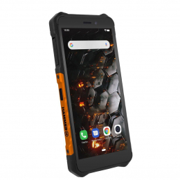 myPhone Hammer Iron 3 Black Orange