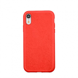 Pouzdro Forever Bioio pro Apple iPhone X/Xs červené