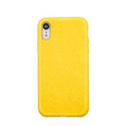 Pouzdro Forever Bioio pro Apple iPhone 11 Pro žluté