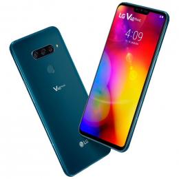 LG V40 ThinQ 128GB Blue