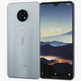 Nokia 7.2 6GB/128GB Dual SIM Ice White