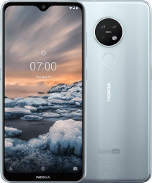 Nokia 6.2 4GB/64GB Dual SIM Ice White