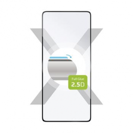 FIXED Tvrzené sklo pro Samsung G770F Galaxy S10 Lite Full Cover černé