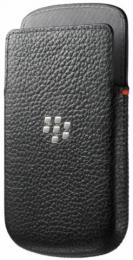 Pouzdro BlackBerry HDW-50702 kožené pro BlackBerry Q10 černé