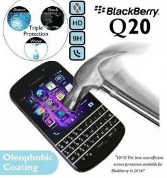 Tvrzené sklo 9H pro BlackBerry Q10