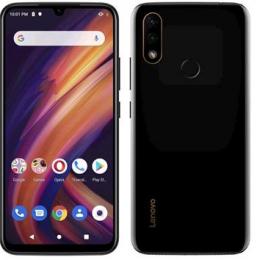 Lenovo A6 Note 3GB/32GB Dual SIM Black
