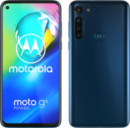 Motorola Moto G8 Power 4GB/64GB Dual SIM Capri Blue