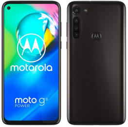 Motorola Moto G8 Power 4GB/64GB Dual SIM Smoke Black