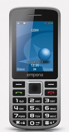 Emporia V400 Essential Grey