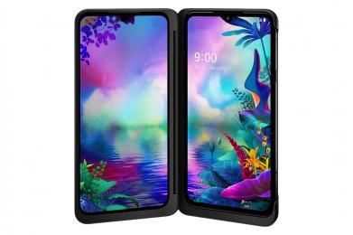 LG G8X ThinQ 6GB/128GB Black - vráceno ve 14 denní lhůtě