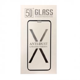 Tvrzené sklo 5D (Full Glue) pro P9 Lite 2017 černé
