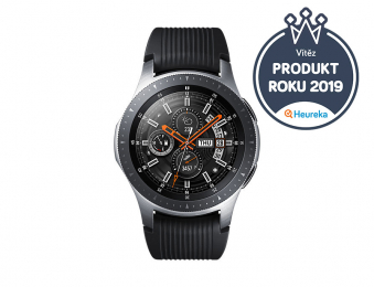 Samsung SM-R805 Galaxy Watch 46mm Silver - třída A