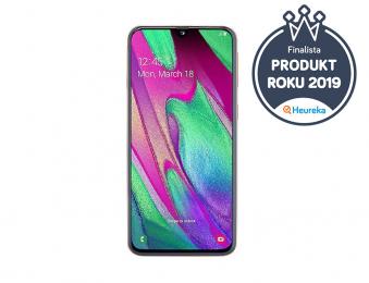 Samsung A405F Galaxy A40 Dual SIM Coral