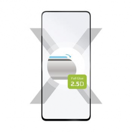 FIXED Tvrzené sklo pro Samsung N770F Galaxy Note 10 Lite Full Cover černé