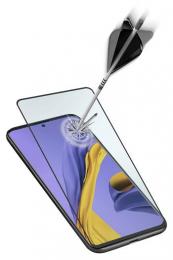 Celly Tvrzené sklo Capsule pro pro Samsung A515F Galaxy A51 černé