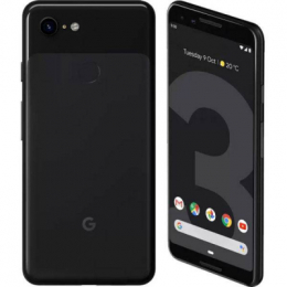 Google Pixel 3 128GB Just Black - třída C