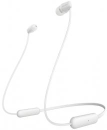 Sony (WI-C200) Bluetooth Sluchátka bílá