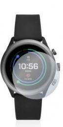 Tvrzené sklo 9H pro chytré hodinky Fossil Sport 43mm