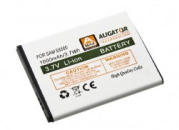 Baterie Aligator pro Samsung S6500 Galaxy Mini 2 (nahrazuje EB464358VU) 1000 mAh