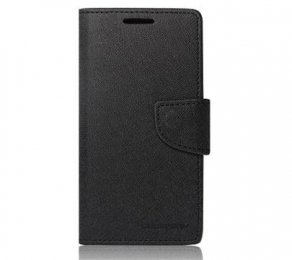 Pouzdro Fancy Diary Book pro Samsung A405 Galaxy A40 černé