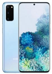 Samsung G980F Galaxy S20 Dual SIM Cloud Blue - speciální nabídka