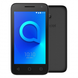 Alcatel U3 (4034L) 2019 Single SIM Black