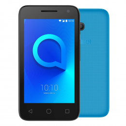Alcatel U3 (4034L) 2019 Single SIM Blue