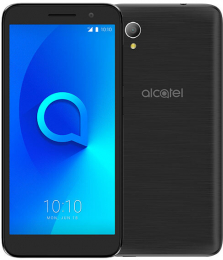 Alcatel 1 (5033F) 2019 Dual SIM Black