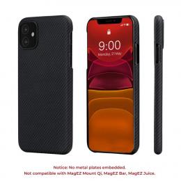 Pouzdro PITAKA (KI1101RA) Air Case pro Apple iPhone 11 černé